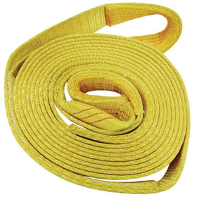 Vehicle Tow Strap, 20 ft. x 2 in.