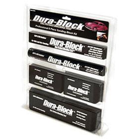Dura-Block 6-Piece Sanding Block Kit - AF44A