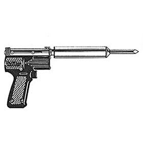 Wall Lenk Trig-R-Heat 550/300 Watt Heavy Duty Soldering Gun - LG550