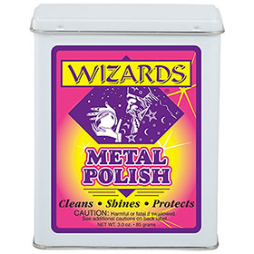 Wizards Metal Polish, 3 oz. - 11011