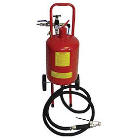 Allsource 40lb/5 Gallon Pressure Blaster