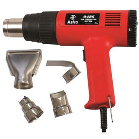 Astro Pneumatic Dual Temperature Heat Gun Kit - 9425