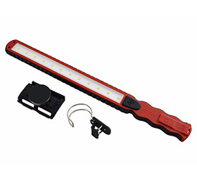 Astro Pneumatic Ultra Slim Rechargeable LED Inspection Light with Hook & Magnet - 12SL