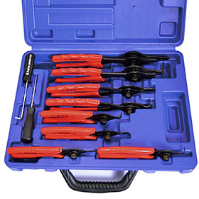 Astro 10 Piece Snap Ring Pliers Set - 9401