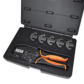 Astro 6pc Professional Deutsch Ratcheting Crimping Tool Set - 9479