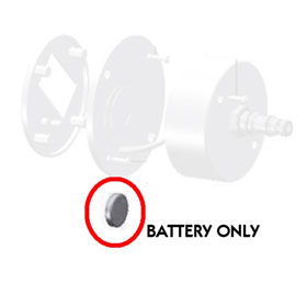 Astro Battery for Digital Tire Inflator - CR2450