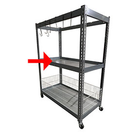 Metal Shelf Kit for Champ 1050