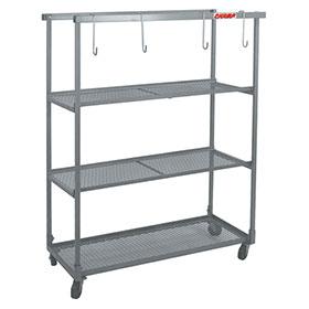 Champ 3 Shelf Parts Rack - 1410