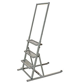 Champ Adjustable Paint / Work Ladder - 4017