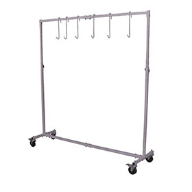 Champ Adjustable 7' Paint Hanger - 4077