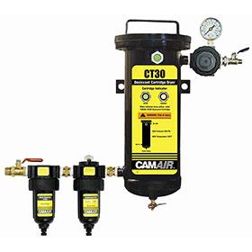 Devilbiss CamAir CT Plus 5-Stage Filter System - 130522