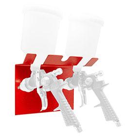 AES Magnetic Double Spray Gun Holder