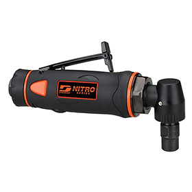 Dynabrade Nitro Series 18,000 RPM Right-Angle Die Grinder - DGR32