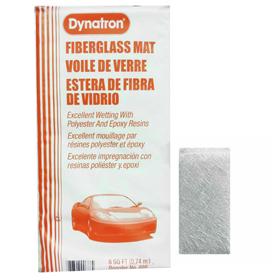 Dynatron Fiberglass Mat - 8 Sq Ft - 688