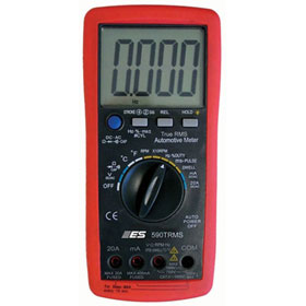 ES True RMS Automotive Digital Multimeter - 590TRMS