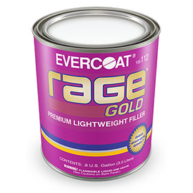 Evercoat Rage Gold Premium Lightweight Filler - 112