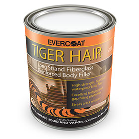 Evercoat Tiger Hair Long Strand Fiberglass Filler  - 1190