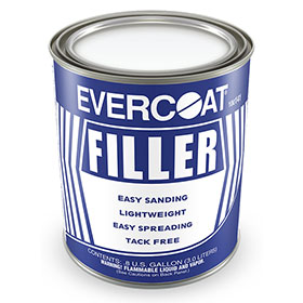Evercoat Tack Free Lightweight Autobody Filler - 141