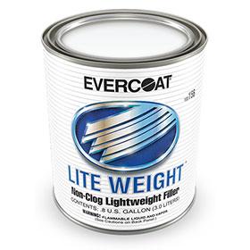 Evercoat Lite Non-Clogging Lightweight Filler