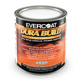 Evercoat Dura Build Acrylic Primer Surfacer - Gray