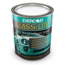 Evercoat Glass Lite Short Strand Body Filler - 639
