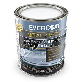 Evercoat Metal-2-Metal Aluminum Reinforced Filler - 889