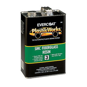 Evercoat SMC Fiberglass Resin, Gallon - 865