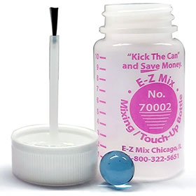 EZ Mix 2oz. Touch-Up Bottle
