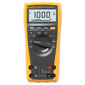 Fluke 179 True RMS Multimeter w/Backlight & Temp