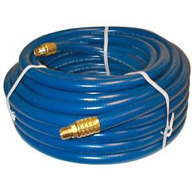 "Blue PLIOVIC 50' Hose 1/2"""