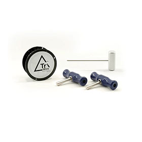 Auto Glass Wire Starter Kit with 200ft of Tri Wire - AGWC-SK-TRI