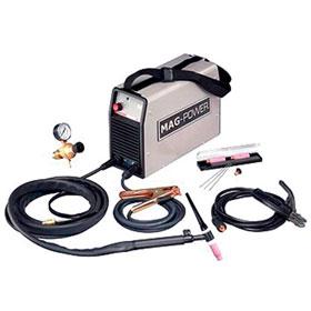 Mag-Power Portable DC Inverter TIG Welder 230Volt / 155 Amps