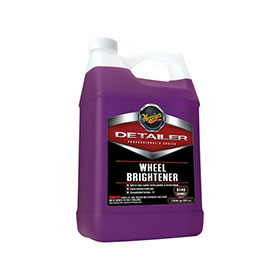 Meguiar's Wheel Brightener, Gallon - D14001