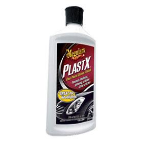 Meguiar's PlastX Clear Plastic Cleaner & Polish - G12310
