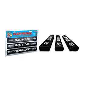Motor Guard Flexi-Block™ Flexible Sanding Bars - AP-6