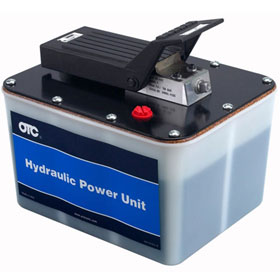 OTC Air / Hydraulic Pump With 2-Gallon Reservoir - 4022