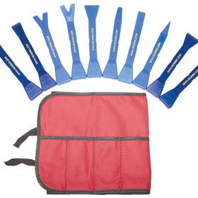 Professional 11 Piece Prying & Scraper Tool Kit