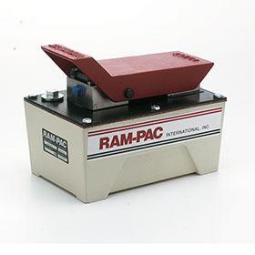 Ram-Pac 10-Ton Hydraulic Foot Pump