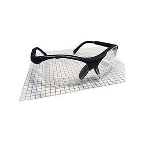 SAS Sidewinder Readers Safety Glasses