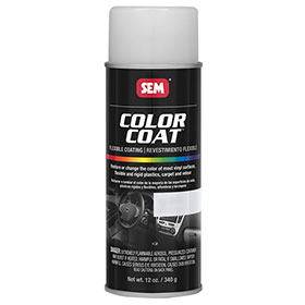 SEM Color Coat Aerosol Coatings