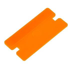 Plastic Razor Blades - 100 Pack