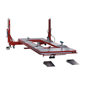 Star-A-Liner 15 Foot 360 Degree Drive On Frame Rack