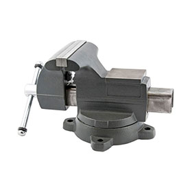 "Titan Tools 8"" Professional Mechanics Bench Vise"