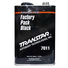 Transtar Factory Pack Black Basecoat Car Paint