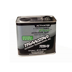 Transtar Low VOC 2.1 Euro Kwik Clearcoat Activator Fast - 2.5 Liter - 7226-CF