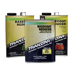 Transtar Basecoat Reducer