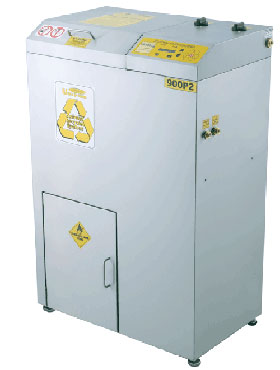 Uni-Ram 5 Gallon Solvent Recyclers with Auto Transfer - URS900EP2