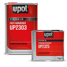 U-POL System 20 Hardeners