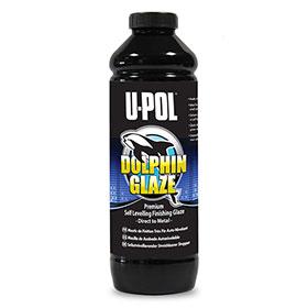 Upol Dolphin Glaze Bottle