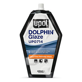 U-POL Dolphin Glaze Finishing Putty